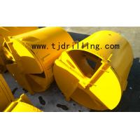 Quality doublecut cleaning bucket 800mm used for deep foundation piling work for sale