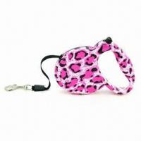 Buy cheap Retractable dog leash, OEM orders are welcome from wholesalers