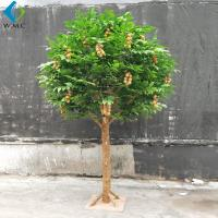Artificial Longan Fruit Tree With Fiberglass Trunk 5-10 Years Life Time for sale