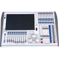 China Professional DMX Light Controller , DMX 512 Controller Console With Flight Case on sale