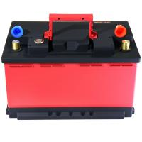 Quality LiFePO4 Charged Lithium Iron Phosphate Battery for Solar Car Audio RV Marine Off Grid Multi Function for sale