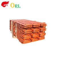 Quality Gas Water / Gas Fire Steam Boiler Spare Parts Superheater In Thermal Power Plant for sale