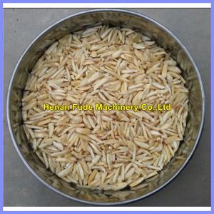 Quality almond slivering machine, almond stick cutting machine for sale