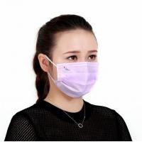 China Woodworking Disposable Face Mask Good Skin Tolerance With Flexible Nose Bar on sale
