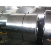 Quality Regular Spangle / Zinc Coating Hot Dip Galvanized Steel Coils Cold Rolled for sale