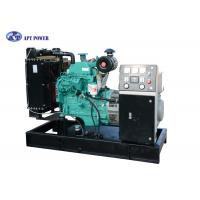 Buy cheap Open Type 60KW 75kVA Cummins Diesel Generator 3 Phase For Marine product