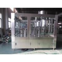 Buy Mineral Water Filling Machine , 2000BPH - 4000BPH Soft Drink Filling Machine at wholesale prices