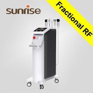 China Beijing sunrise Hot selling!!Newest skin tightening technology Fractional RF Micro needle on sale