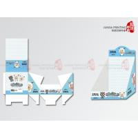 Quality Children Rectangle Folding Display Boxes Cardboard With OEM CMYK Printing for sale