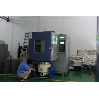 Buy cheap Standard Temperature Humidity Chamber , Vibration Combined Environmental Test Chamber product