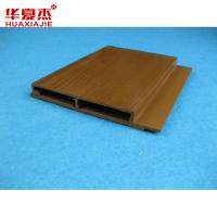 China Bathrooms WPC Wall Cladding / Exterior Plastic Wall Cladding For Kichens on sale
