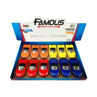 China TOYS,1:30 DIE-CAST CAR,PULL BACK CAR TOYS, MODEL CAR,2 DOORS OPEN without light & IC on sale