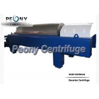 Model PDC Continuous Decanter Centrifuge For Water Sludge Dewatering for sale