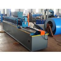 Quality Drywall Channe Roll Forming Machine For Partition Steel Metal Beam Stud Furring for sale