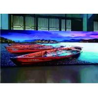 Quality High Resolution Indoor LED Screen Small Pitch 1.9-15 M Viewing Distance for sale