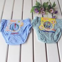 Buy cheap Eco Friendly Breathable Colorful New Elastic Organic Kids Underwear With OEM Service product