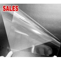Buy Transparent inkjet OHP film with size A4 / A3 for laser printing, copier at wholesale prices