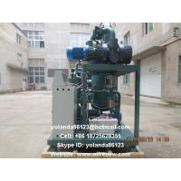 Quality Hi-Vacuum Double-StageTransformer Oil Purifying Machine, Oil Filtering Plant for sale