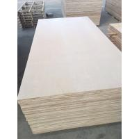 Quality Vietnam White Birch Plywood , thickness 2.5-25mm , Furniture/Cabinet Grade, EPA for sale