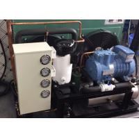 Buy cheap Hermetic Type 10HP Air Cooled Condensing Unit For Glass Door Walk In Cooler from wholesalers