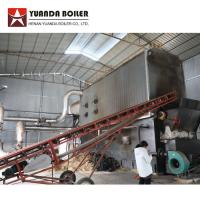 Quality Industrial 7000KW Chain Grate Wood Chip Wood Biomass Fired Hot Oil Boiler for sale