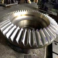 Quality High quality with Customized high mechinanical transmission bevel gear manufacturer for sale
