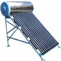 China Direct-Plug Non-Pressurized Solar Water Heater on sale