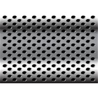 Quality Diamond 3mm 2mm Perforated Anodized Aluminum Panels ISO9001-2008 Standard for sale