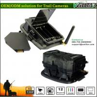 Quality Lower Battery Alarm Infrared Steath Trail Camera Via GSM/GPRS Network for sale