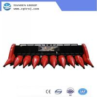 High quality and hot sales 9 rows interchangeable corn header for CLAAS