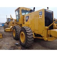 Quality Ripper Available Old Cat Motor Graders16G  New Paint CAT 3406 Engine 250HP Power for sale