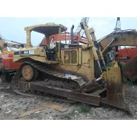 Quality Open Cabin Bulldozer Second Hand D6R With 3306T Engine 10.5L Displacement for sale