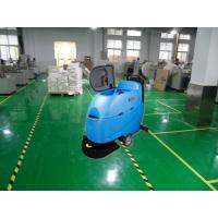 Quality Fs20 Full Automatic Floor Scrubber , Hard Floor Cleaning Machines Stable Performance for sale