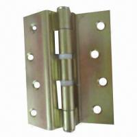 Quality Door Hinge, Nylon Folding, Made of Steel, Available in Various Sizes and Finishes for sale