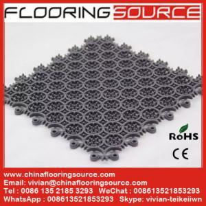 Building Entryway Mats Modular Floor Mat PVC Tiles Outdoor Scraper Dust Control Safety Matting