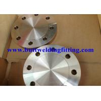 Buy Duplex Stainless Steel Flanges ASTM A182 F55 Blind Welding Neck Slip On Threaded at wholesale prices