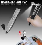 Quality Booklight Ballpen for sale