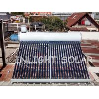 China Compact Non Pressurized Solar Water Heater on sale