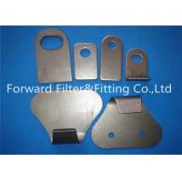 China Aluminum / Galvanized Steel Metal Casting Products Sheet Metal Stamping Parts on sale