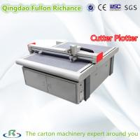 Buy CNC Corrugated Cardboard Cutter Plotter Machine For Box Model Making at wholesale prices
