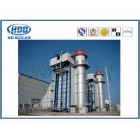 130T/h Circulating Fluidized Bed Combustion Boiler / Hot Water Boiler For Power Station