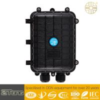 Duct Mounting Fiber Optic Joint Enclosure 2 Ports For Any Harsh Environment