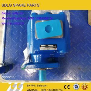 Quality SDLG gear pump, 4120001968, sdlg  wheel loader  parts for sdlg wheel loader  LG936 for sale