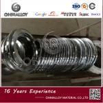 Quality High Temp Alloys FeCr13Al4 Alloy / FeCrAl Heating Strip For Train Resistor 0.6mm x 75mm for sale