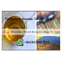 Quality Injectable Trenbolone Steroid Trenbolone Acetate 100,200mg/ml for Muscle Growth for sale