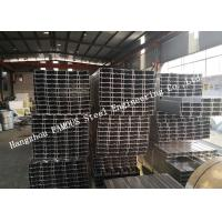 China C25019 C/Z Shape Galvanized Steel Purlins Girts AS/ANZ4600 Material for Residential Building on sale