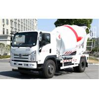 Quality Tri-Ring T3 Mini cement mixer truck,small concrete mixer truck,concrete mixer for sale