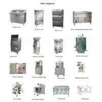 Buy Marine galley equipment and laundry device,marine cooker,frying pan,electric range,oup boiler,steam rick cooker at wholesale prices
