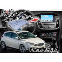 Quality Ford Focus SYNC 3 Car Navigation Box , Simple Gps Navigation For Car for sale