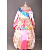 Quality Wholesale Anastasia Princess Dress Costume Cosplay dress Cartoon Movie Character Costumes for sale